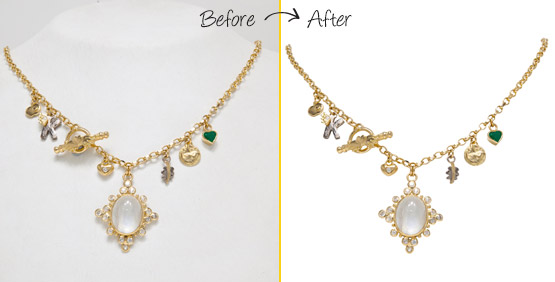 remove background from Jewelry
